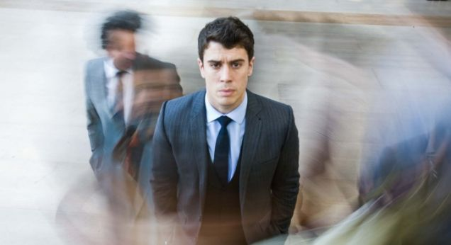 Black Mirror Toby Kebbell as Liam in The Entire History Of You