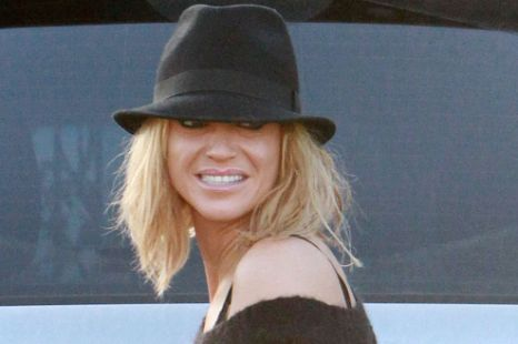 Sarah Harding rehab