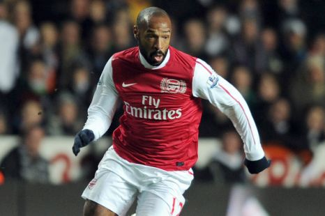 Thierry Henry, injury.