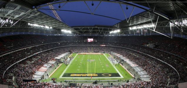 St Louis Rams NFL Kroenke Wembley