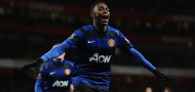 Danny Welbeck, Manchester United, Arsenal.