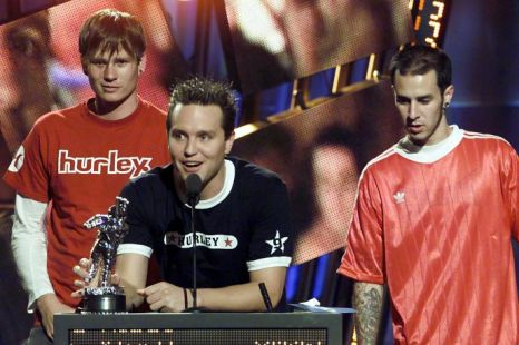 Blink-182, Eden Sessions