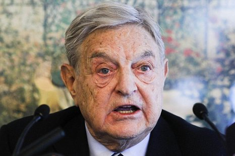Soros Fund Management Chairman George Soros