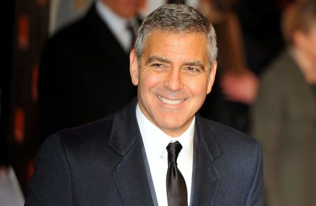 George Clooney, Baftas, The Descendants