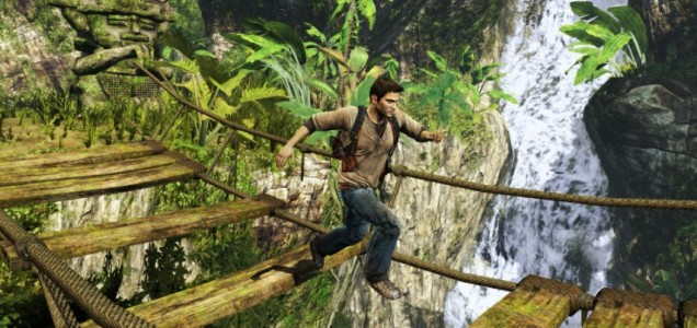 Uncharted: Golden Abyss (PSV) - You call him Dr Jones! Oh no, wait…