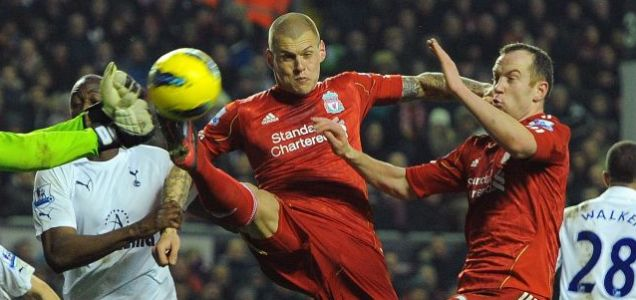 Liverpool Premier League Martin Skrtel