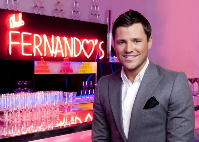 Mark Wright has been attempting to make the transition from reality star to TV presenter (Picture: ITV)