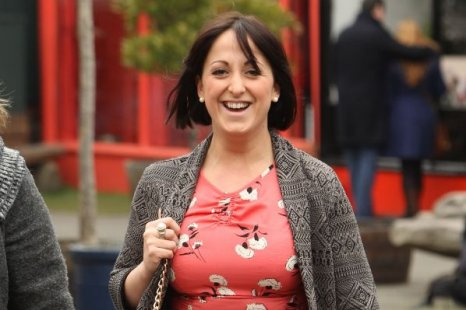 Natalie Cassidy competed alongside Frankie Cocozza and Denise Welch in the last CBB (Picture: XposurePhotos.com)