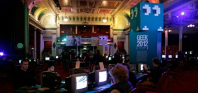 GEEK 2012 - Margate's new gaming Mecca