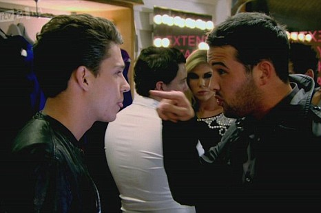 Joey Essex, Ricky Rayment, The Only Way Is Essex