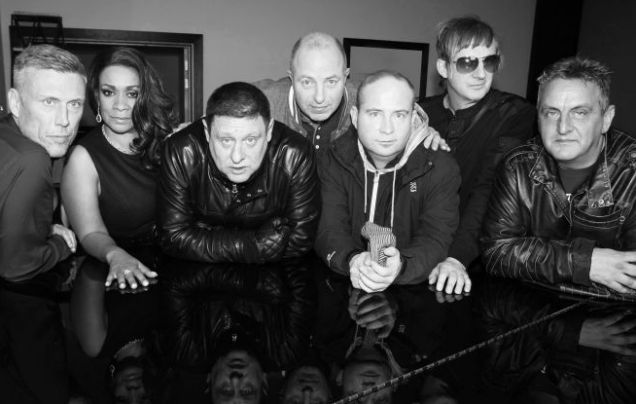 Happy Mondays, V Festival  2012