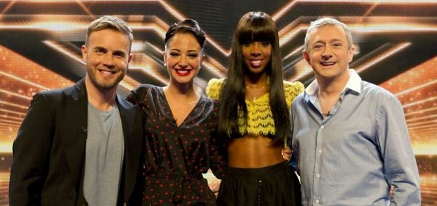 The X Factor looks as though it might see all of its judges return (Picture: Rex)