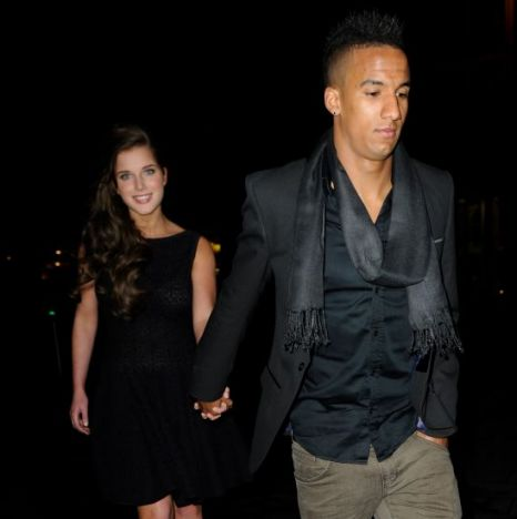 HELEN FLANAGAN AND SCOTT SINCLAIR
