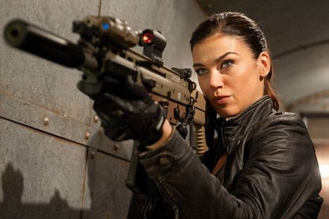 Adrianne Palicki, G.I. Joe: Retaliation