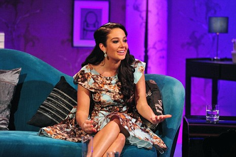 X Factor judge Tulisa Contostavlos