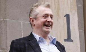 Louis Walsh appeared unbothered about property value losses in a recent interview.