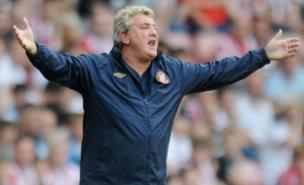 Steve Bruce is the favourite for the Wolves job (PA)