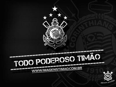 Wallpaper do Corinthians: Todo Poderoso Timão