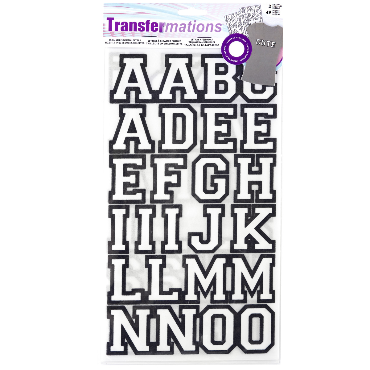 Iron On Transfermations Iron On Letters Athletic 1 5 Quot