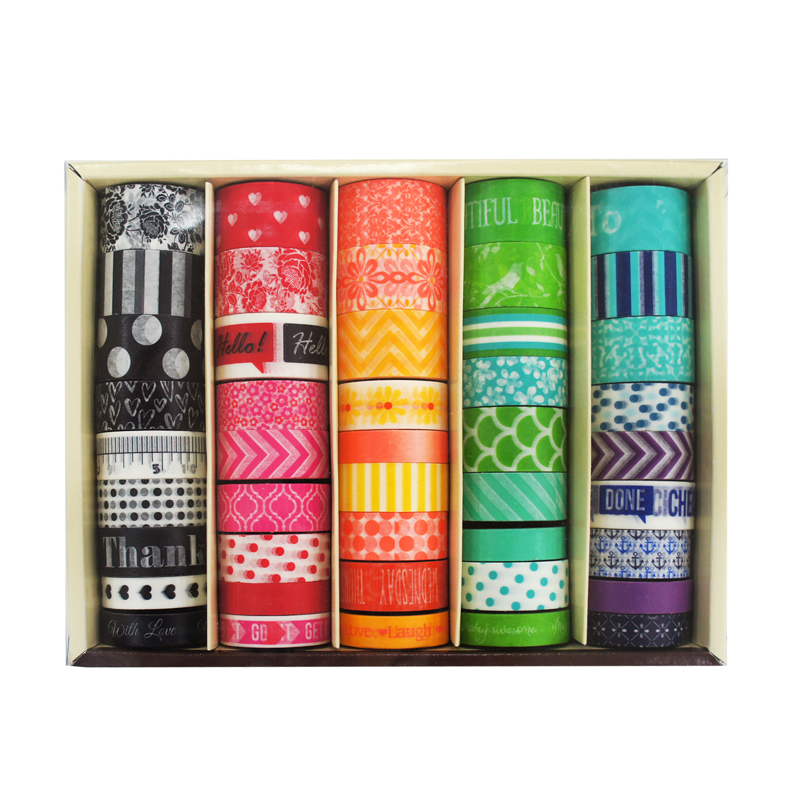 Washi Tale Shop For The Planner Washi Tape Box By Recollections At