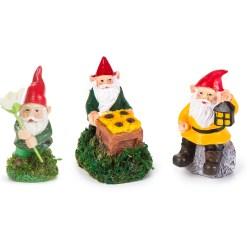 Plush Miniature Garden Gnome By Celebrate It Find Miniature Garden Gnome By Celebrate At Michaels Miniature Garden Gnomes Miniature Garden Gnomes Kits