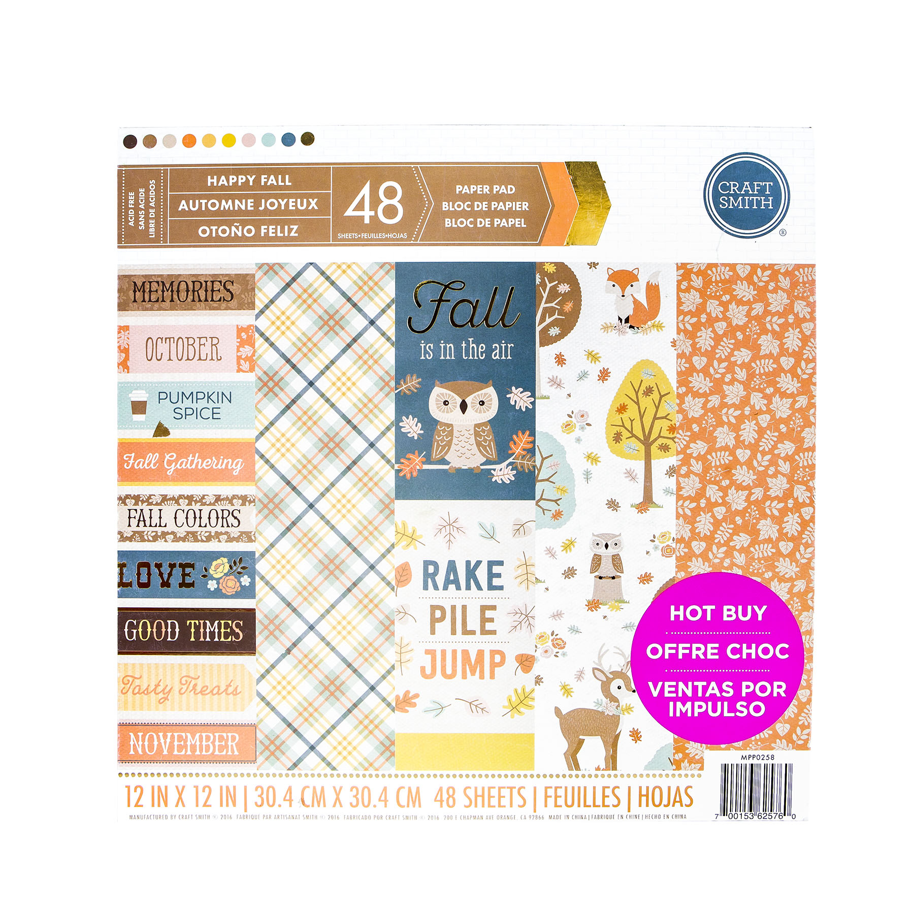 Catchy Craft Smith Paper Happy Fall Shop Craft Paper Happy Fall At Michaels Happy Birthday Fall Images Her Peanuts Happy Fall Images photos Happy Fall Images