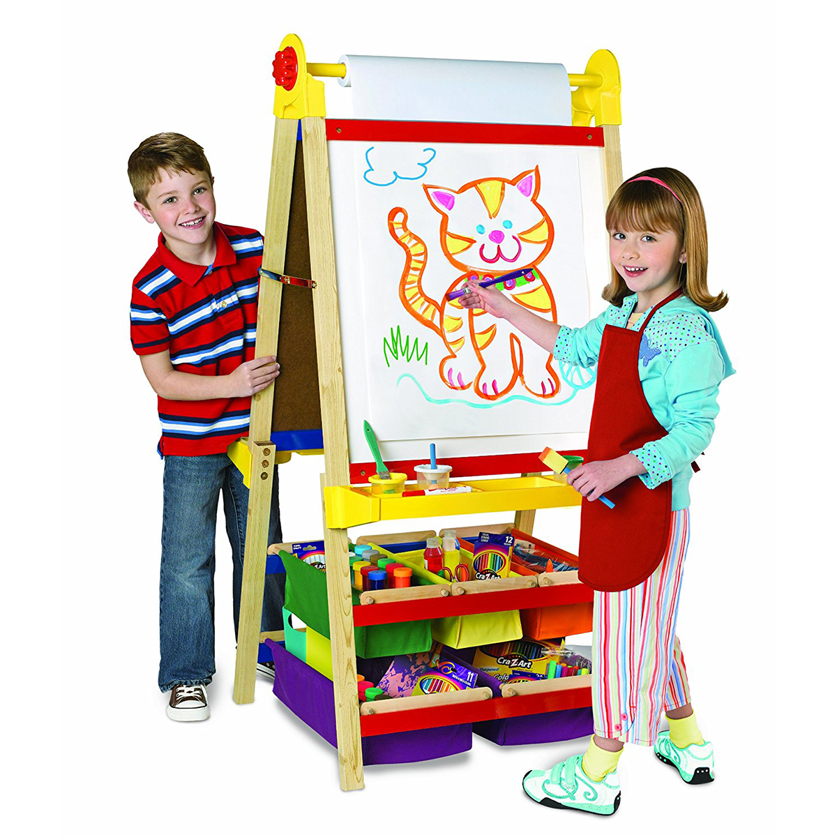 Buy The Cra Z Artr 4 In 1 Ultimate Art Easel At Michaels