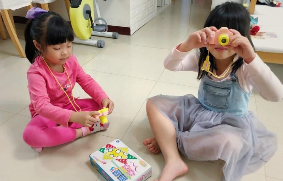 3C開箱│淘寶趣。孩子們的第一台迷你兒童數位相機