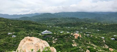 【越南Amanoi】Goga Peak健行