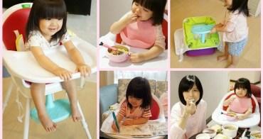[兒童餐椅推薦] 創寶貝 Creative Baby三合一成長型餐椅,買1張兒童餐椅抵3張