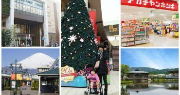 2017日本東京親子購物景點懶人包,東京必去必逛購物景點推薦