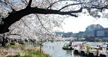 [東京賞櫻景點推薦]上野恩賜公園賞櫻,滿開的櫻花真的太美了