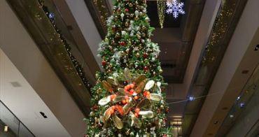 東京表參道之丘誕節燈飾「Omotesando Hills CHRISTMAS」~東京聖誕節燈飾2016