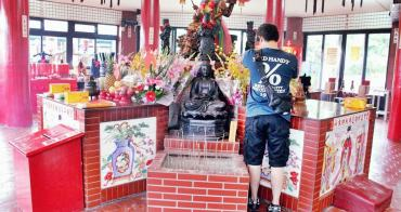 新北石門景點 | 金剛宮 台灣第一座以四面佛為主神奉的廟宇