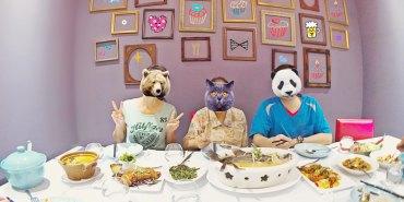 捷運忠孝復興站美食   晶湯匙泰式主題餐廳 東區聚餐聚會 多人分享餐