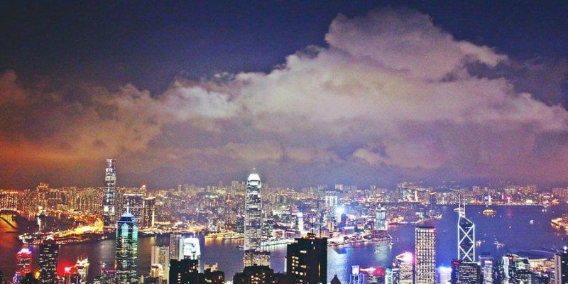香港中環景點   太平山山頂纜車 凌霄閣摩天台428 香港夜景 香港杜莎夫人蠟像館 情侶約會 賞景 香港旅行必遊景點之一