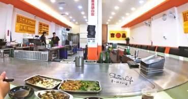 台中西區美食   吉品平價鐵板燒 向上店 活蝦 向上路一段美食 滿300元即可外送 熱湯 冬瓜茶 冰沙 無限享用