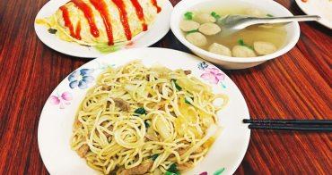 台中南區美食 夜夜見來蛋包飯 連在地人都推薦的必吃美食 忠孝路夜市美食 夜貓子的凌晨黯然銷魂宵夜推薦