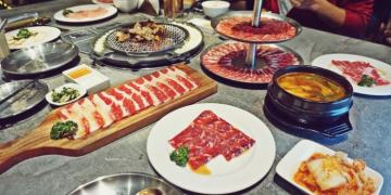 台中西區美食 KAKO KAKO 日韓式燒肉 菜單人員大改版 公益路餐廳 聚餐聚會 多人燒烤套餐