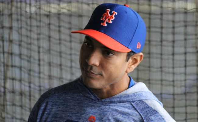 Mets Luis Rojas Embraces Quality Control Role New York Mets