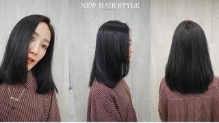 [hair] 春天新髮型♥俐落的長鮑伯頭