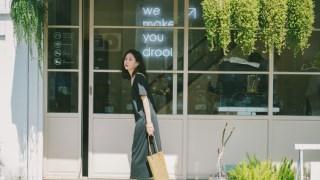 [穿搭] SOULSIS ♥ 咖啡與花的盛夏光年
