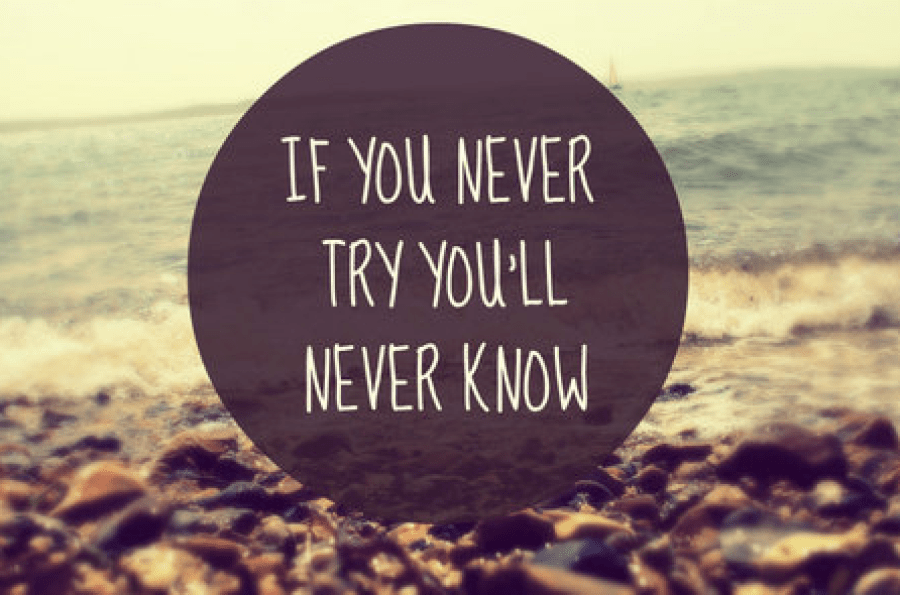 ♥you never know what you are capable of♥