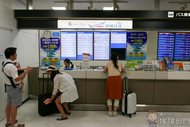 東京成田機場交通攻略