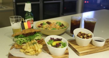 南京復興站美食|超平價咖啡廳!「Hemera Cafe」 比利時進口沙拉醬@捷運南京復興站/不限時咖啡廳