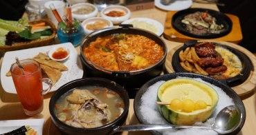 市政府捷運美食 韓虎嘯阪急-朋友聚會餐廳推薦! 創意飲品+特色韓式料理 韓國年糕專賣店