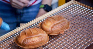 一中街美食|小栗郎日式栗燒:超可愛料又多的,台南點心小栗郎來台中一中街開分店啦!