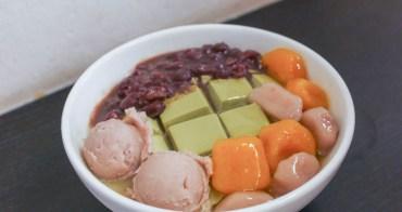 台中沙鹿冰店|烏婆傳統甜品店:只要50元的手工豆腐冰!便宜乾淨CP值超高