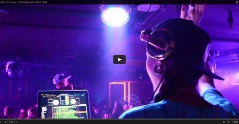 DJ ASTA 8/18 Super LES Party@ APEX NIGHT CLUB