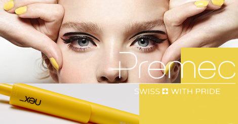 瑞士PREMEC膠墨筆,讓女人的手指頭不再寂寞